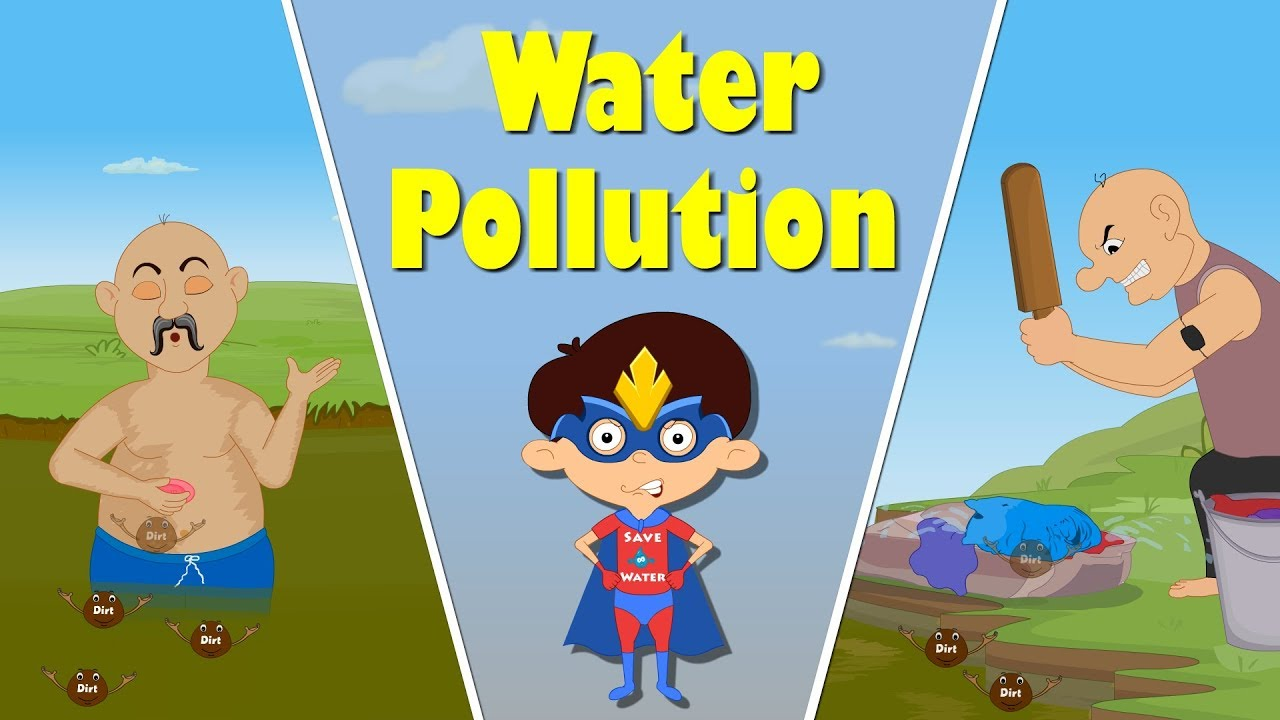 Water Pollution for Kids - YouTube