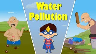 Water Pollution for Kids | #aumsum #kids #education #science #learn