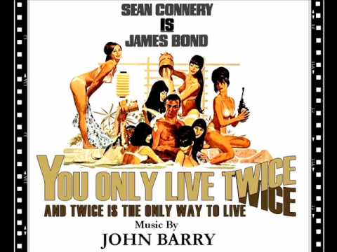You Only Live Twice: The Wedding / James Bond Averts WWIII / Capsule in Space