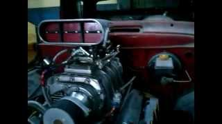Hot Rod Truck Ford-f100
