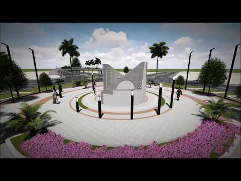 Project design field in Khan Yunis - Gaza - Palestine