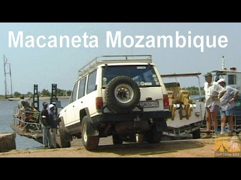Self Drive Macaneta Mozambique