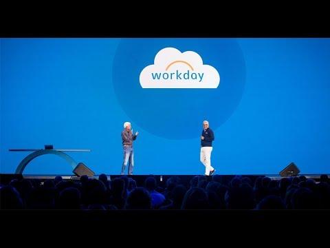 News Highlights from Workday Rising Executive Keynote