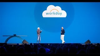 News Highlights from Workday Rising Executive Keynote