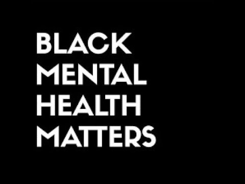 SZ2_E27 Black Mental Health Matters!