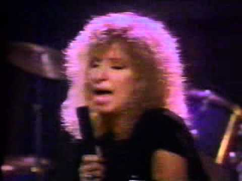 Barbra Streisand Left in the Dark (VIDEO)