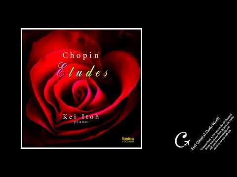 Kei Itoh plays Chopin:12 Études Op.25