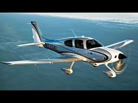 First Time Flying a Cirrus SR22T