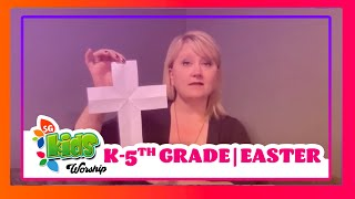 K-5 Grade Worship | April 4 | Easter
