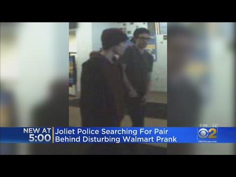 Man sought in coronavirus prank at Illinois Walmart