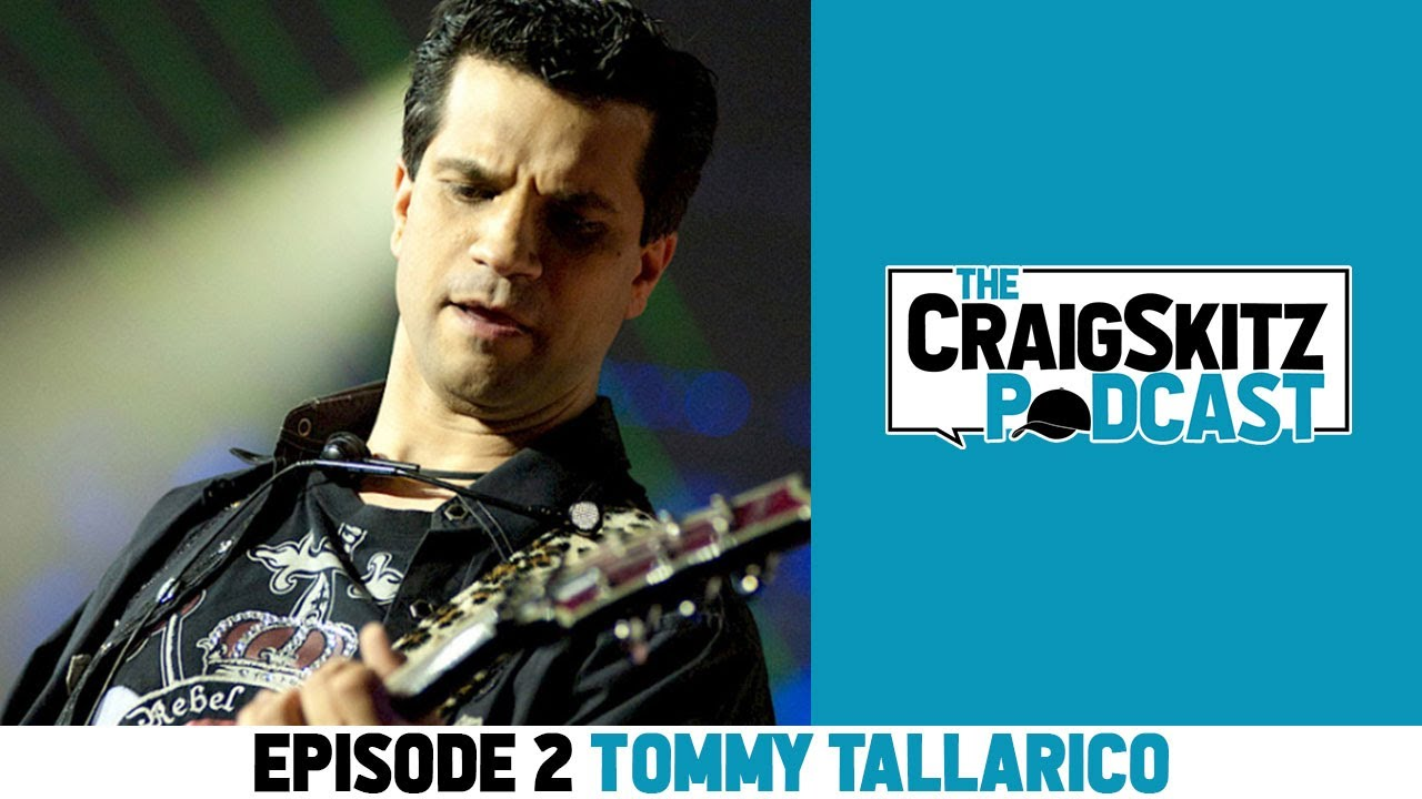 Tommy Tallarico Wants To Change Video Games | The CraigSkitz Podcast Episode 2