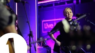 Repeat youtube video Miley Cyrus covers Summertime Sadness in the Live Lounge