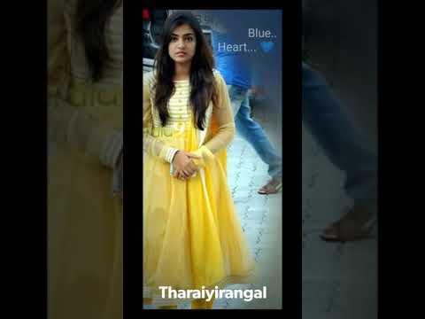 Iravukku Nilavaga Nee Thondrinai.... Album Song Status Video.. 💙
