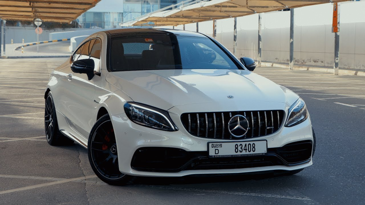 2019 Mercedes AMG C63 S Coupe Facelift - First Drive ...