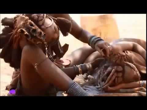 Himba Tribe Ondangwa Kaokoland