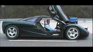 The story behind the McLaren F1 and its record-breaking 240.1mph top speed