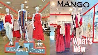 MANGO Ladies SUMMER Collection JUNE 2019