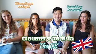 Country Trivia: The UK