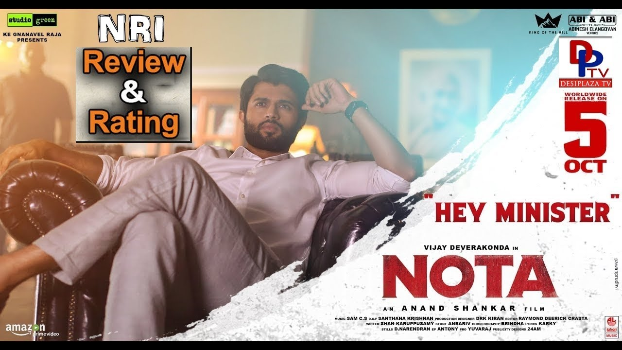 NRI Review - Nota Movie Public Talk || Nota Public Review & Rating || Desiplaza TV Dallas