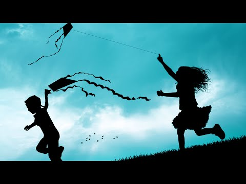 Relaxing Guitar Music for Children | Stress Relief and Meditation | Be Happy!