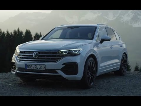 2019 VW Touareg Interior, Exterior and Drive