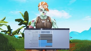 best pc settings for pro players best sensitivity in fortnite - amar fortnite settings