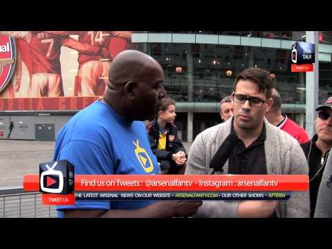 Arsenal FC FanTalk - Fan critical of Ivan Gazidis - Arsenal 1 Aston Villa 3