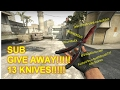 Csgo knife GIVE AWAY!!!!