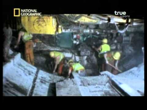 National Geographic - MEGASTRUCTURES - CHANNEL TUNNEL [06-02-08].mpg
