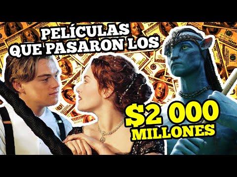 ¡Lograron Lo Imposible! Estas Películas Recaudaron Más De 2 Mil Millones De Dólares