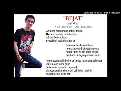 Budi Arsa - BEJAT (Official AUDIO)