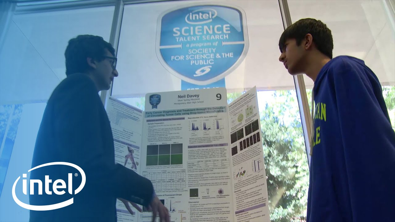intel essays sts The intel science talent search is a prestigious science and math competition for high school seniors every year about 1600 to 1700 students submit original research to be reviewed by a jury of professional scientists 300 students are chosen as semifinalists and 40 are chosen as finalists.