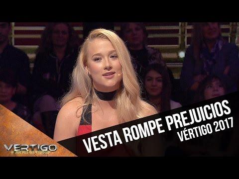 Vesta Lugg rompe los prejuicios   Vértigo 2017