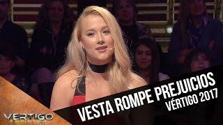 Vesta Lugg rompe los prejuicios | Vértigo 2017