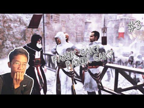 Tuhkan Fatal Akibatnya! ONONG SIH! - Assassins Creed Directors Cut Edition Part 3 |