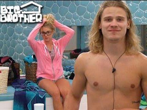 Big Brother  Nicole and Hayden mance