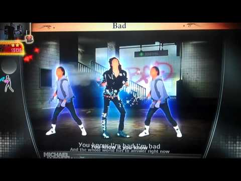 Michael Jackson The Experience - Bad (ps3)