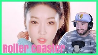 "MUSICIAN REACTS | CHUNGHA - ""Roller Coaster"" 