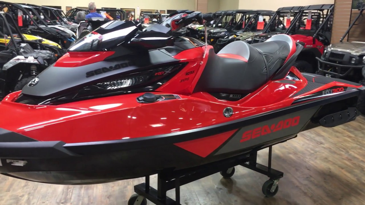 2017 Sea Doo Rxt X 300