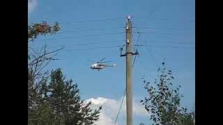 Вертолеты для тушения лесных пожаров