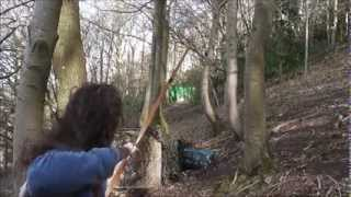 INSTINCTIVE ARCHERY LONG DISTANCE SHOOTING