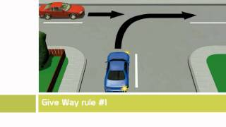 Give Way Rules