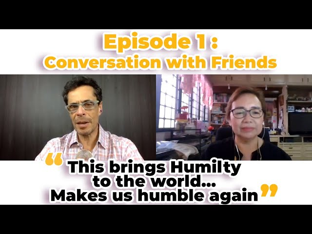 Conversation with Marco Aguilar, Professional Speaker from Mexico City