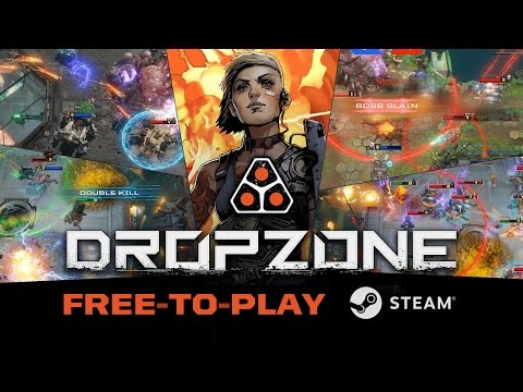 Dropzone: Free-to-Play Trailer