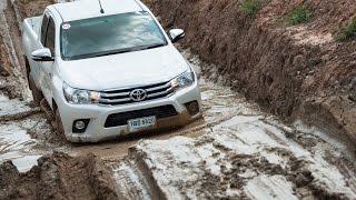 Test Drive Toyota REVO(ทดสอบ โตโยต้า รีโว่) : Off Road