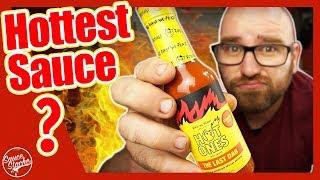 The Last Dab - Scorpion Pepper Edition - Taste Test!