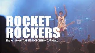 Rocket Rocker - Bersama Taklukan Dunia (Live at SHOWCASE Yogyakarta 2016)