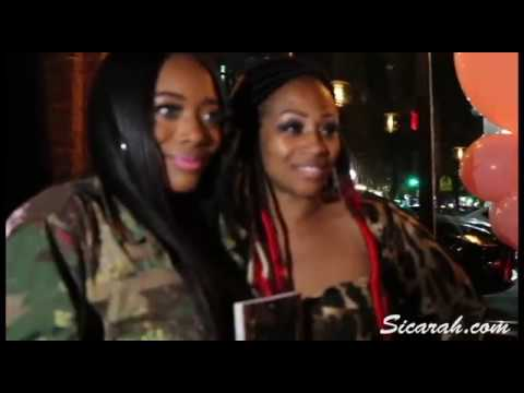 The Pink Panther Clique Book Release Party featuring Yandy Smith, Wahida Clark, Aisha Hall...
