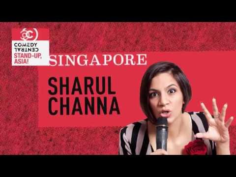 Comedy Central Stand-Up, Asia! Premieres 23 Aug