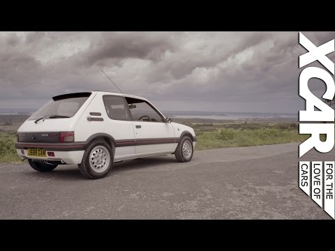 Peugeot 205 GTI: French Perfection - XCAR